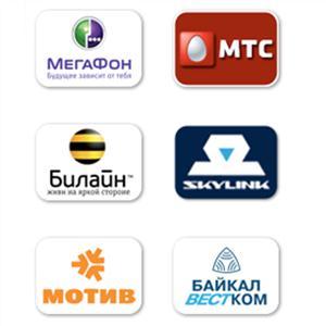 Операторы сотовой связи Морозовска
