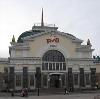 Железнодорожные вокзалы в Морозовске