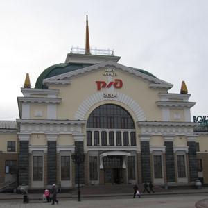 Железнодорожные вокзалы Морозовска